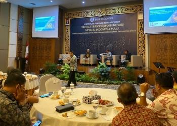 """Pertemuan Tahunan Bank Indonesia 2019: """"Transformasi Energi Untuk Mendorong Perekonomian Kalimantan Utara"""" (11/12). Poto: Bank Indonesia"""