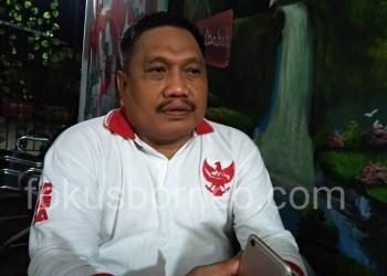 Muhammad Yunus Abbas, Ketua PMI Kota Tarakan. Poto: fokusborneo.com