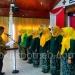 Walikota Tarakan Khairul Kukuhan Pengurus GOW Tarakan Masa Bhakti 2019-2024 (19/12). Poto: Ari / fokusborneo.com