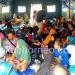 Korban Kebakaran Pasar Batu Sebengkok, di Posko Pengungsian (21/1). Poto: ari/fokusborneo.com