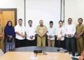 KPU Tarakan Bersama Sekda dan Jajaran Pemkot Tarakan, Poto: KPU Tarakan