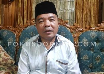 Rusli Jabba, Ketu FKKRT Kota Tarakan. Poto: slamet / fokusborneo.com
