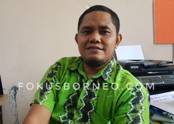 Nasruddin, Ketua KPU Kota Tarakan. Foto : Fokusborneo.com
