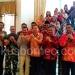 Perayaan Imlek 2020: Walikota Tarakan, Forkopimda, Sekda, FKUB, OPD, Bersama Salah Satu Tokoh Tionghoa Tarakan Alung Candra (25/1). Poto: Ari/fokusborneo.com