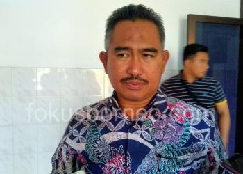 Khairul, Walikota Tarakan. Poto: Ari / fokusborneo.com