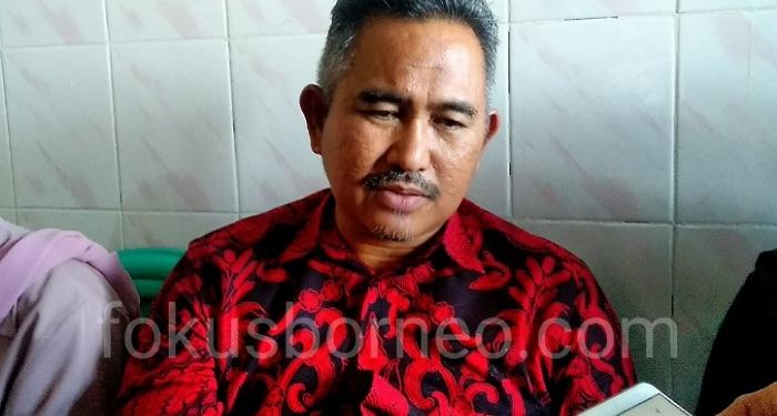 Khairul, Walikota Tarakan, Poto: fokusborneo.com