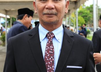 Kepala Dinas Kelautan dan Perikanan (DKP) Kaltara Amir Bakry . Poto : Humas Pemprov Kaltara