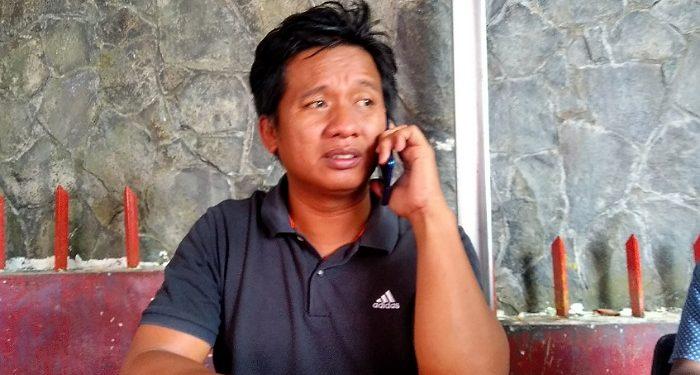 Nur Hasan, Ketua HNSI Kaltara.