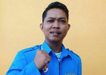 Erick Hendrawan, Ketua DPD KNPI Tarakan.