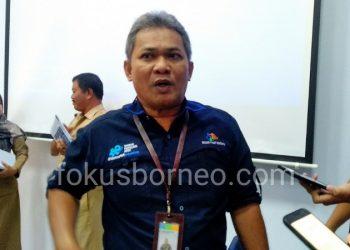 Imam Sudarmaji, Kepala BPS Tarakan. Poto: fokusborneo.com