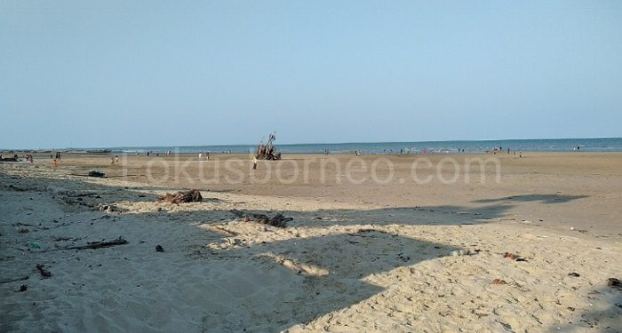 Pantai Amal, Tarakan Provinsi Kaltara. Poto: fokusborneo.com