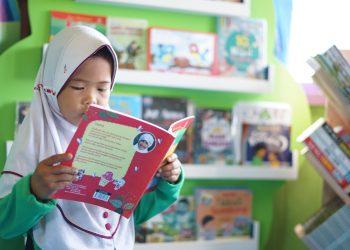 Pojok Baca Desa Tepian, Kec Sembakung, Nunukan, Poto: Istimewa