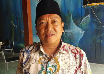 Suryanata Al Islami, Ketua KPU Kaltara. poto: Fokusborneo.com