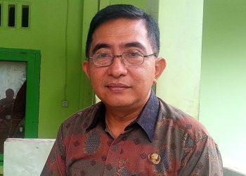 Muhammad Haris, Kepala Kesbangpol Tarakan.