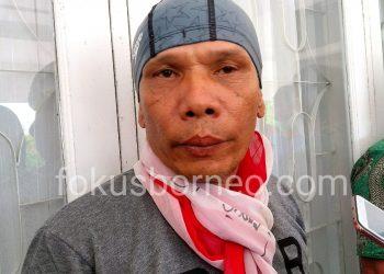 Ibrahim Rusli, Perenang Bebas Asal Tarakan. poto: Fokusborneo.com