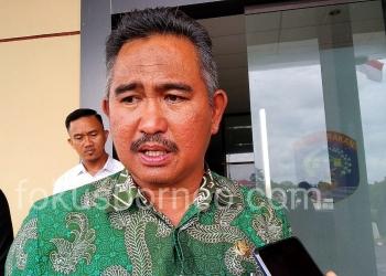Khairul, Walikota Tarakan. Poto: fokusborneo.com