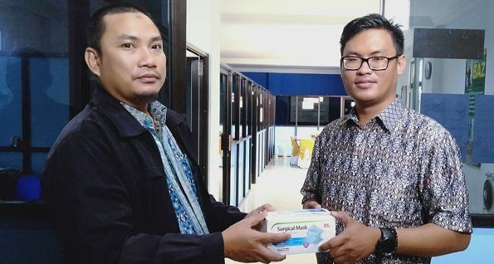 Baznas Tarakan Bagikan Masker Gratis Kepada Masyarakat, Poto: Dok Baznas Tarakan