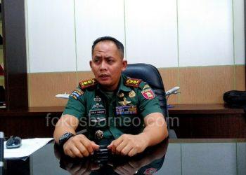 Dandim 0907/Tarakan, Letkol Inf Eko Antoni Chandra Lestianto