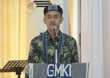 Ketua GMKI Tarakan, Kristianto Wibowo. Poto: Istimewa