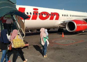 Maskapai Lion Air, Poto : fokusborneo.com
