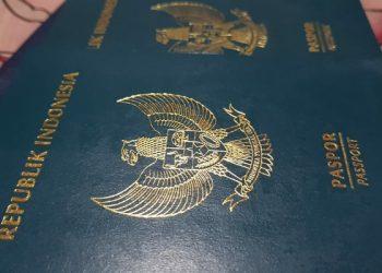 Paspor. Poto: Fokusborneo.com