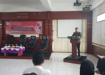 GPN Kaltara Gelar Sosialisasi Kepada Pemuda. Poto: fokusborneo.com