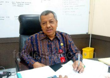 Sekda Kota Tarakan, Hamid Amren, Poto: fokusborneo.com