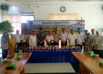 Rapat bersama Stakholder Pelabuhan Cegah Virus Corona di Tarakan Poto: fokusborneo.com