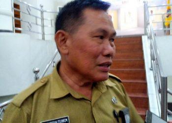 Kadisdikbud Tarakan, Tajuddin Tuwo. Poto: fokusborneo.com