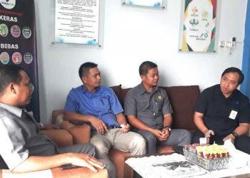 DPRD Tarakan bersama BPOM Tarakan. Poto: Istimewa