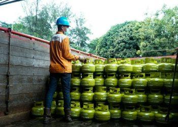 Gas Elpiji 3 Kg. Poto: Pertamina