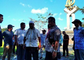 Monumen 99 di Area Bandara Juwata Tarakan. poto: fokusborneo.com