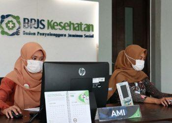 Pelayanan BPJS Kesehatan Tarakan. Poto: Istimewa