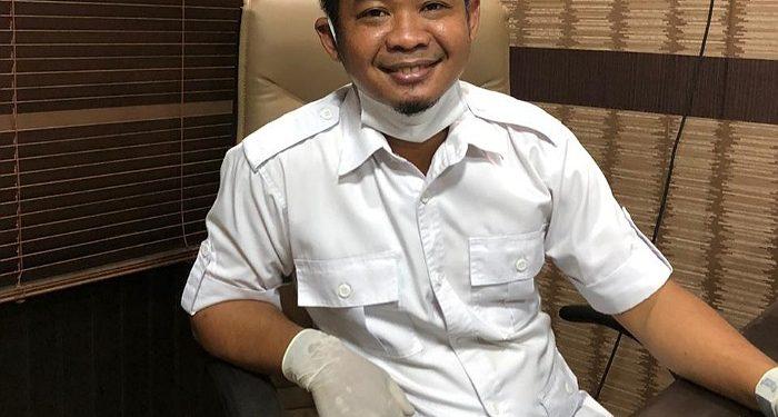 Anggota DPRD Kota Tarakan dari Partai Gerindra Muhammad Hanafia. Foto : Istimewa