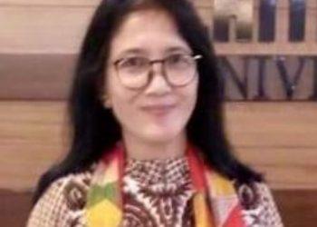 Dr. Ana Sriekaningsih.,S.E.,M.M Dosen STIE Bulungan Tarakan