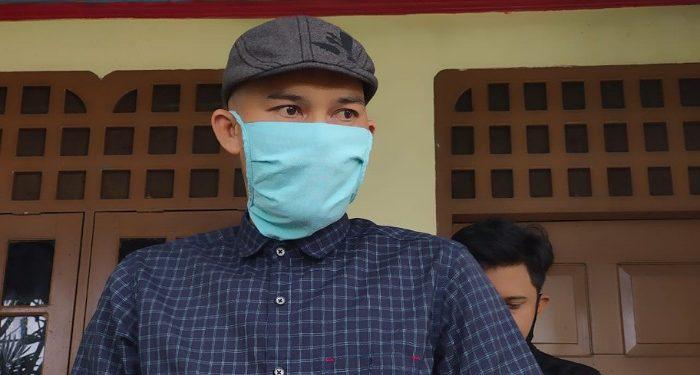 Staf Ahli anggota DPD RI Hasan Basri, Afandi Kamaruddin. Foto : Istimewa