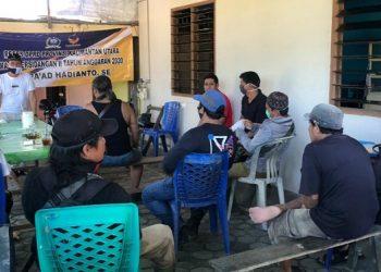 Anggota DPRD Provinsi Kaltara Supaad Hadianto menggelar reses di Kota Tarakan beberapa waktu lalu. Foto : Istimewa