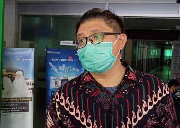 Kie Pie, Ketua PHRI Tarakan. Foto: fokusborneo.com