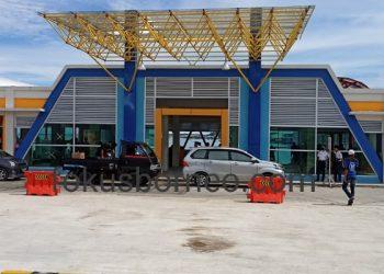 Terminal Pelabuhan SDF Tarakan. Poto: fokusborneo.com