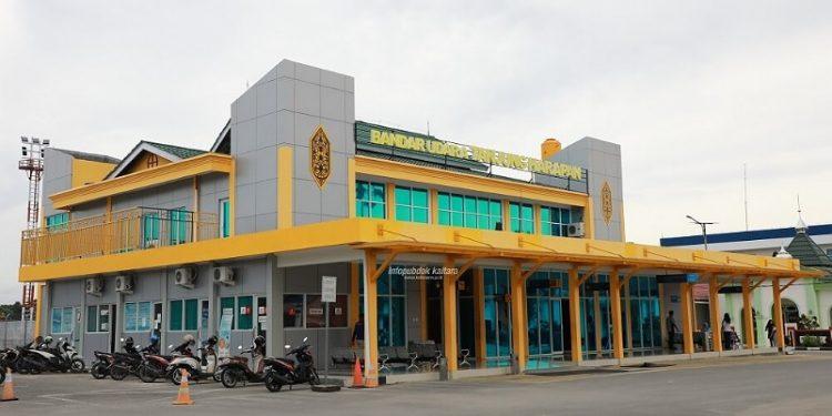 Penampakan Bandara Tanjung Harapan. Tahun ini, Bandara Tanjung Harapan akan dikembangkan menggunakan dana APBN. Foto : Humas Provinsi Kaltara