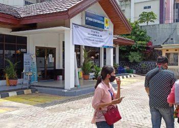 Kantor PT PLN UP3 Tarakan. foto: Fokusborneo.com