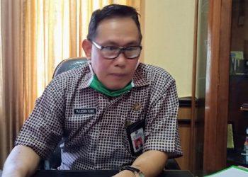 Tajuddin Tuwo, Kadis Pendidikan dan Kebudayaan Tarakan. foto: fokusborneo.com