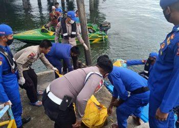 Evakuasi Korban yang Hilang saat memancing, foto: Istimewa