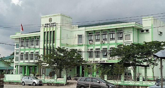 Rumah Sakit Umum Kota Tarakan, Jalan Aki Babu. foto: fokusborneo.com