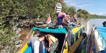 Proses Evakuasi Penumpang Speedboat Terbalik, Foto: Istimewa