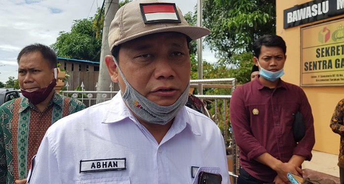 Abhan, Ketua Bawaslu RI