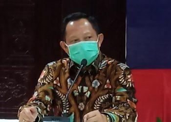 Tito Karnavian, Menteri Dalam Negeri Republik Indonesia. Foto: fokusborneo.com