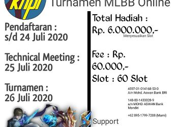 KNPI Cup MLBB 2020