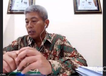 Kepala BPSDM Kaltara, Muhammad Ishak. Foto : Humas Provinsi Kaltara