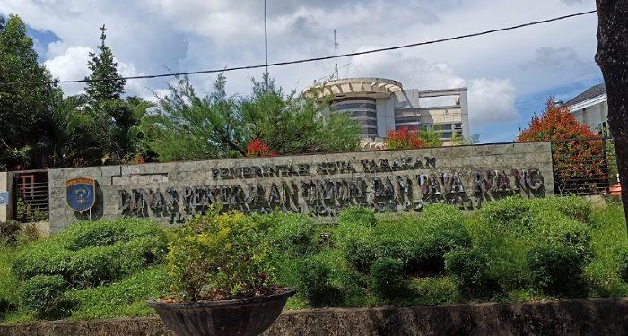 Lokasi karantina sentral di Tarakan.